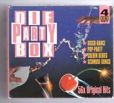 (HA154) Various Artists, Die Party Box - 1992 Boxset CD