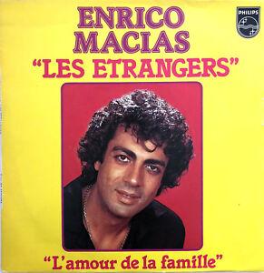 Enrico-Macias-7-034-Les-Etrangers-France-VG-EX