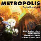 Robotic Angel (Metropolis) [Original Soundtrack] [German Version] by Toshiyuki Honda (CD, Feb-2002, Domo Records)