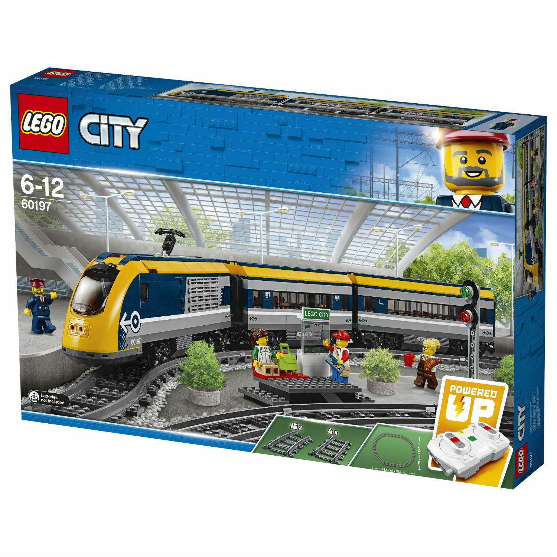 Lego City Personenzug (60197)  Eisenbahn NEU und OVP - NEW/MISC