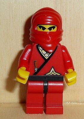 Nr.3200 Lego cas050 Minifig roter Ninja