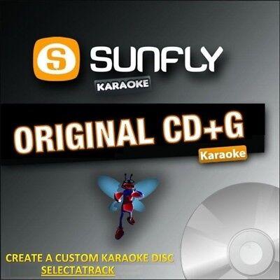 Karaoke Cdg Disc - All American Girls - Fly033 Profit Small