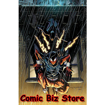 BEN REILLY SCARLET SPIDER #10 (2017) 1ST PRINTING BAGGED & BOARDED LEGACY TIE-IN