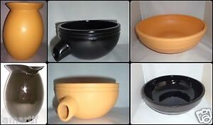REPLACEMENT-BASIN-BOWL-OR-PITCHER-4-CASCADING-WATER-FOUNTAIN-BLACK-amp-TERRACOTTA