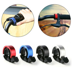 5 Sound Bicycle Bike Bell Cycling Handlebar Horn Ring Alarm High Quality Safety