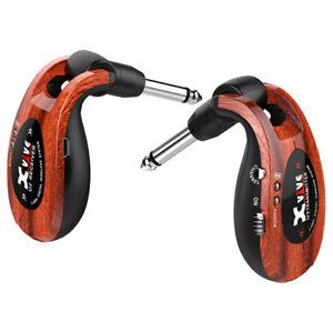 XVive-U2-Guitar-Wireless-System-Wood-Gitarren-Drahtlos-System