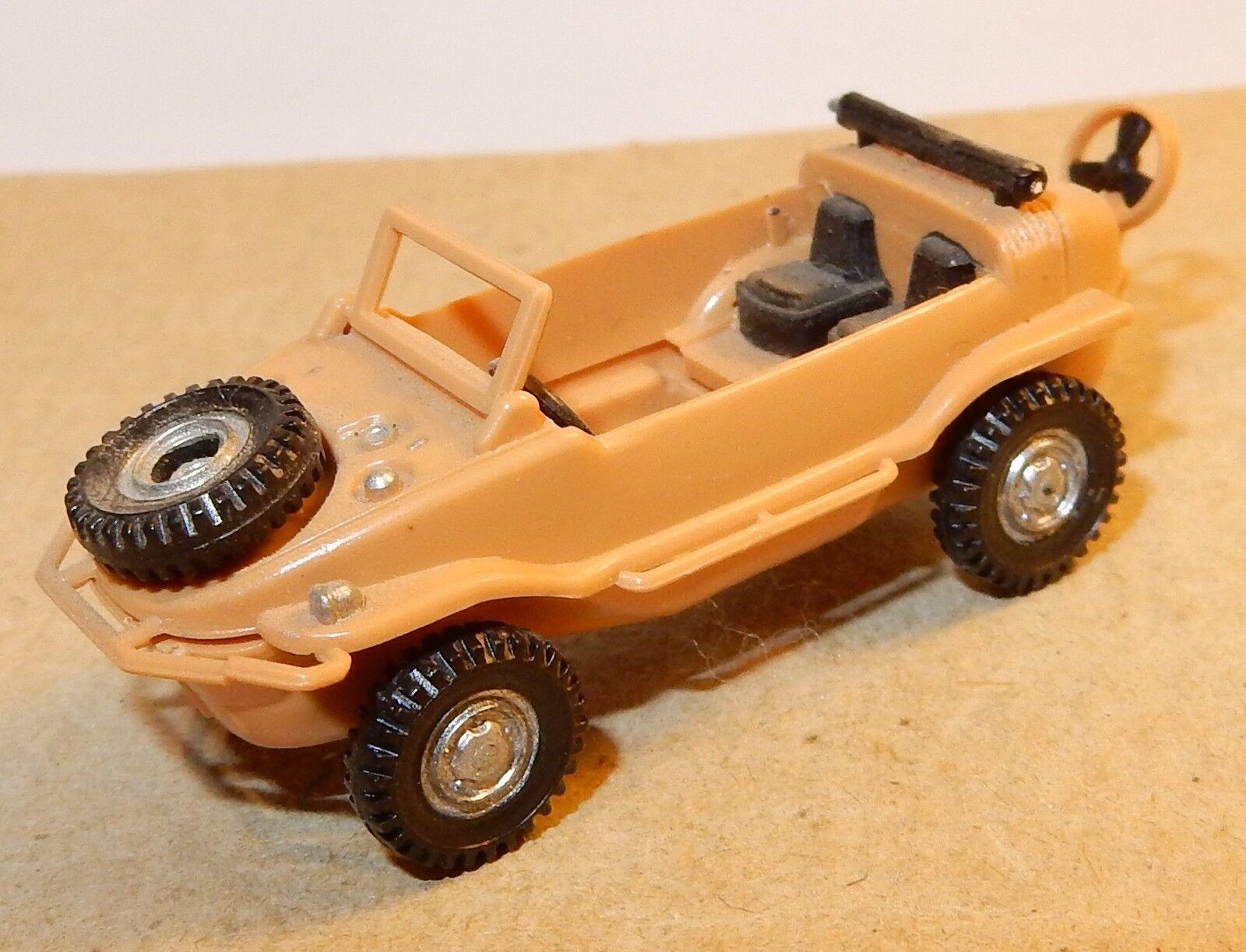 Rare MICRO ROCO HO 1 87 VW CAR AMPHIBIOUS AMPHIBIOUS CAR AMPHIBISCHE