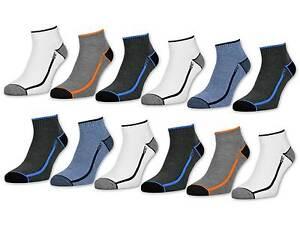6-oder-12-Paar-Sneaker-Socken-Herren-Frotteesohle-Sportsocken-verstarkt