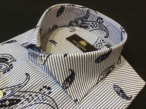 15 in blu righe £ 149 Gentlemen Of da paisley a Circle Camicia tqXSz0nw