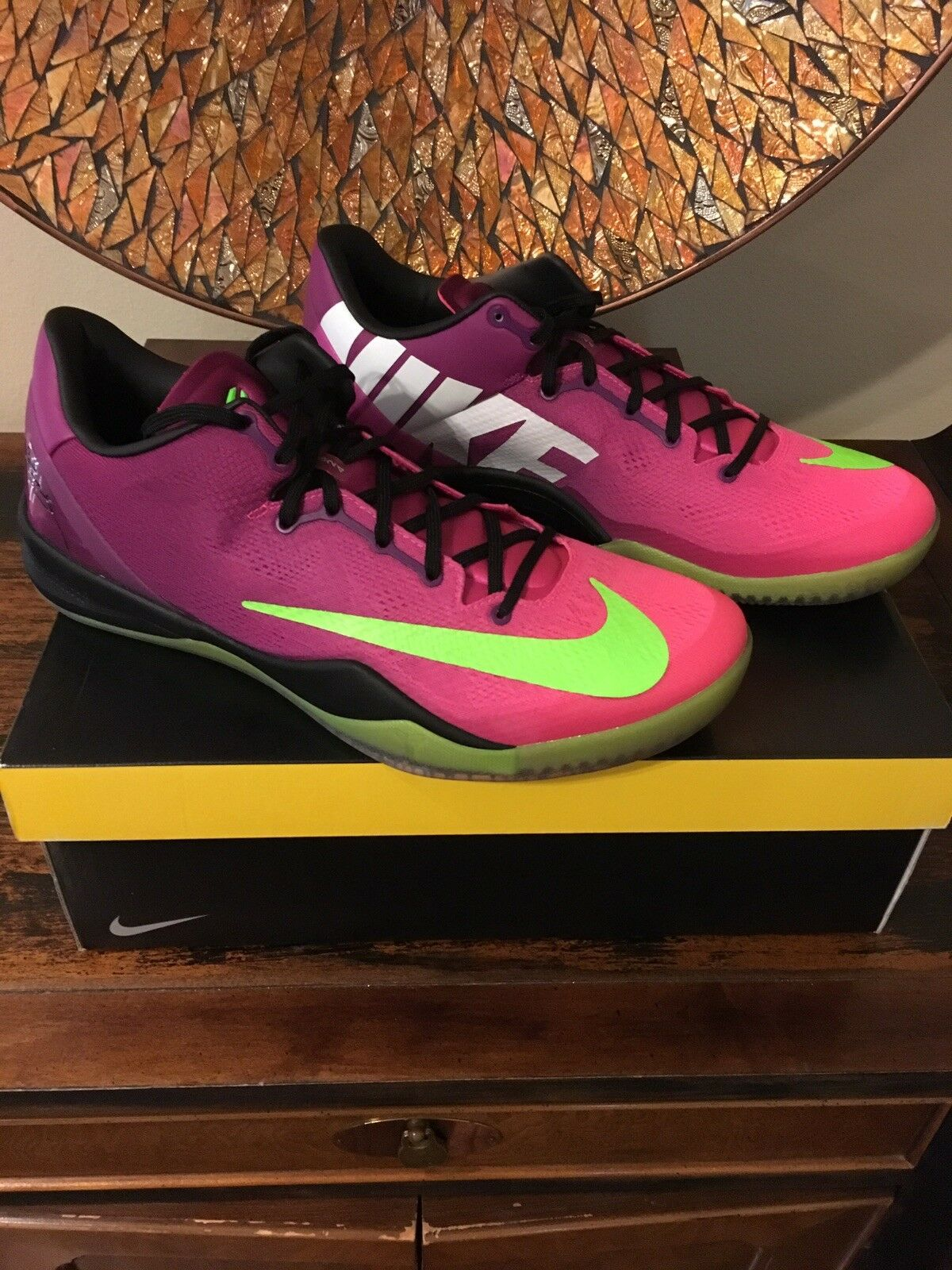 Nike Kobe 8 Mambacurial Size 13 DS