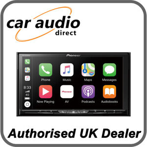 Pioneer-AVH-Z9200DAB-7-034-Touch-Screen-Double-DIN-DAB-CD-DVD-BT-Android-Auto-WIFI