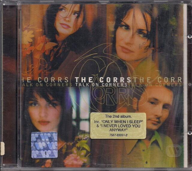 THE CORRS - TALK ON CORNERS - CD