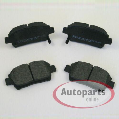Bremsbeläge Bremsbelag Satz für hinten die Hinterachse Kia Sorento 3 III