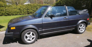1987 Volkswagen Cabrio