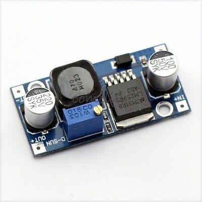 LM2596 DC-DC Step Down Adjustable Converter Power Supply Module Output 1.5-34V