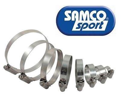 N Yamaha FZ8 S 2010-2014 Samco Stainless Steel Clip Kit