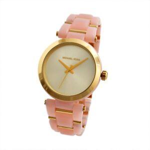 Michael-Kors-MK4316-Delray-Blush-Golden-Face-Wrist-Watch-for-Women