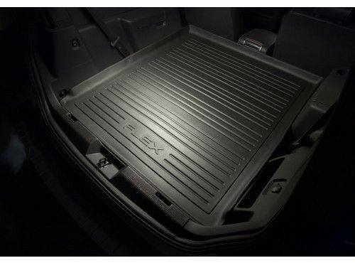 SUV I Element EXP.b000.15 Tailored Fit Rubber Boot Liner Protector Mat for Ford Kuga 2008-2013 1pc