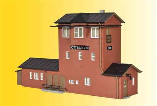 SH   Kibri 39318 Stellwerk Ottbergen Bausatz