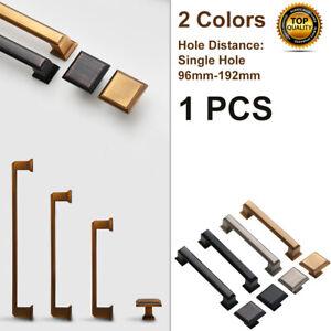 Möbelgriffe Schrankgriffe Bügelgriff Küchengriffe Möbelgriff Griffe Schwarz-Gold