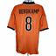 thumbnail 1 - 1998-2000 Holland Home Shirt #8 Bergkamp Nike XL (Excellent Condition)