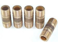 "Langnippel Rohrnippel Rotguss 3//4/""x80mm"