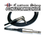 thumbnail 1 - Pro Instrument Cable Conquest Sound Straight + Angle Guitar Cord 4 Conductors