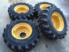12 165 Hd Skid Steer Tireswheelsrims Camso Sks532 12x165 For Caterpillar