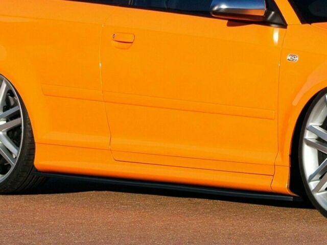 Performance Side skirts addons / Blades / diffusers For ...