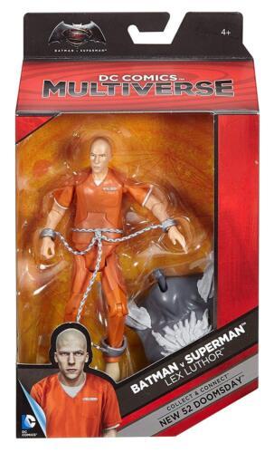 DC Comics Multiverse Batman v Superman Lex Luthor New 52 Doomsday Action Figure