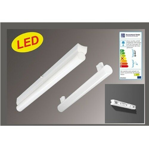 Soubassement Lampe DEL avec commutateur 30 cm DEL lignes Lampe s14s 5 W DEL Lampe de miroir