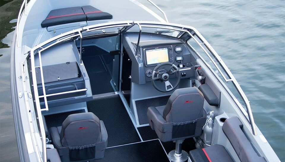 Yamarin 75 BR Cross, Speedbåd, årg. 2020