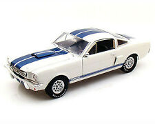 1:18 Shelby Collectibles 1966 Ford Mustang Shelby GT350