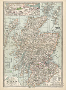 1897 SCOTLAND by The Century Co,