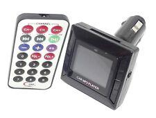 TRANSMETTEUR EMETTEUR FM VOITURE IPHONE CARTE MICROSD SD JACK 3.5 MP3 MP4 USB