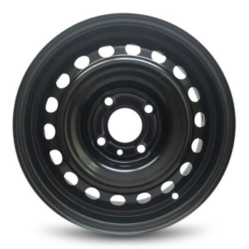 Wheel Fits 07-11 Nissan Versa 12 Versa Htbk New Steel Rim 15x5.5 Inch 4 Lug