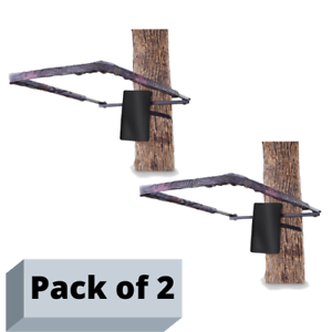 Universal-Padded-Shooting-Rail-Steel-Flip-Up-w-Backrest-Deer-Hunting-Outdoor-2
