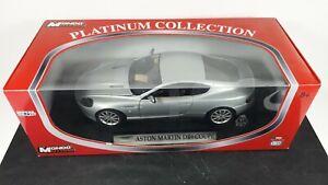 Mondo Motors Aston Martin Db9 Coupe Silbergrau 1 18 In Ungeöffneter Ovp Ebay
