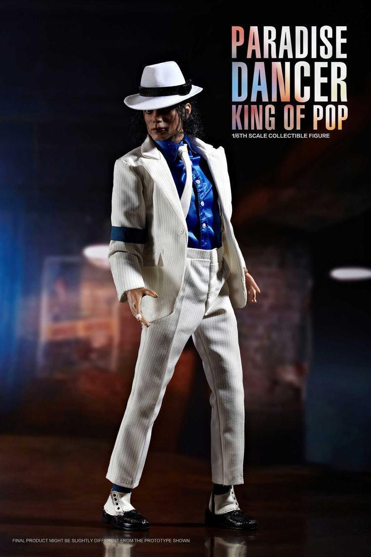 PO King of Figures 1/6 1/6 1/6 KF0003A Standard Paradise Dancer MJ Dangerous ae69e5