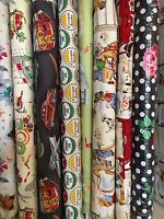 Michael Miller Retro Fabric By-the-yard- You Choose