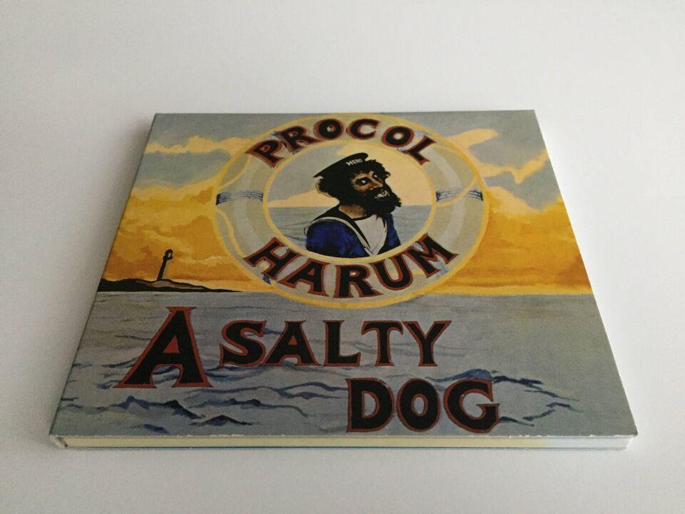 Procol Harum: A Salty Dog, rock