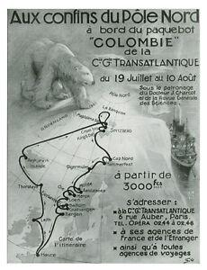 Publicite-ancienne-paquebot-Colombie-1933-issue-de-magazine