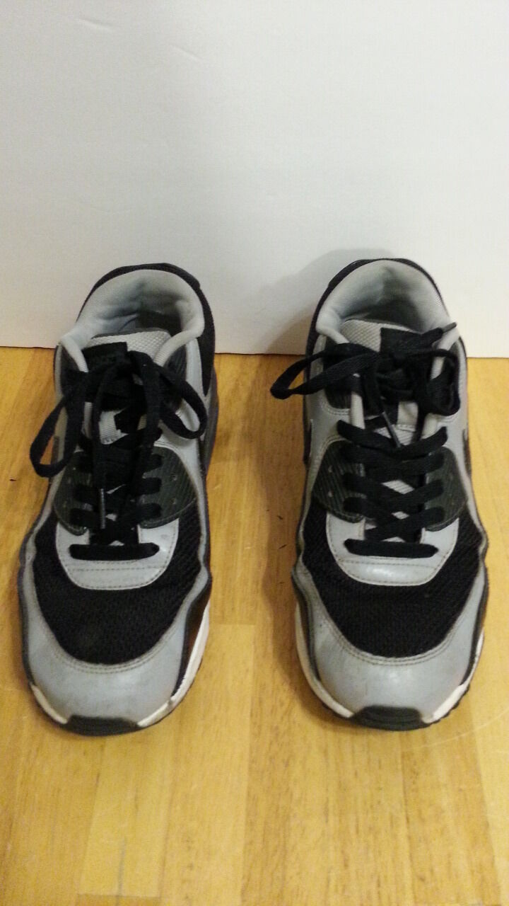 Nike Air Max 90 Essential Shoes - 537384-053 Black, grey, white Size 9.5