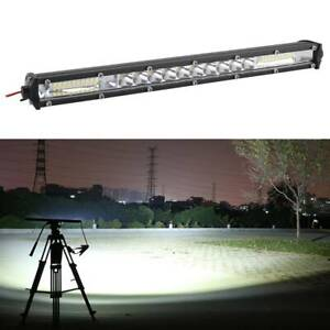 LED-Work-Light-Bar-Flood-Spot-Lights-Driving-Lamp-Offroad-Car-Truck-SUV-12V-24V