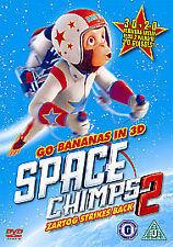 3dSpace Chimps 3d Zartog Strikes Back dvd film moive kids children holidays fun