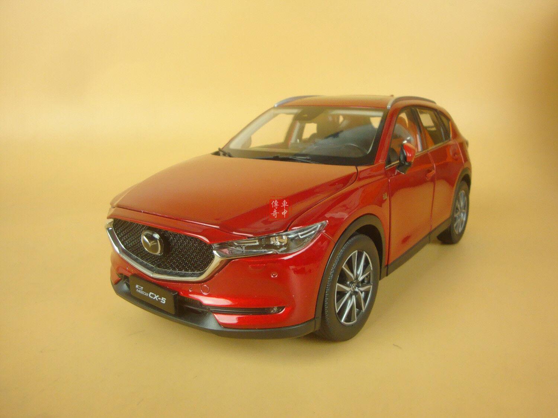 1 18 Mazda All New CX-5 CX5 rot Farbe Generation 2