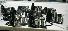 Nortel T7316e Business Phone Set Charcoal Nt8b27