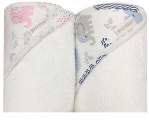 Kidz-Kiss-Baby-Velour-Hooded-Towel-with-Mitt-Storage-Bag-Washcloth-Gift-Set