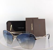 bf99123353 Brand New Authentic Tom Ford Sunglasses FT TF 0507 28W TF 507 Annabel 58mm  Frame