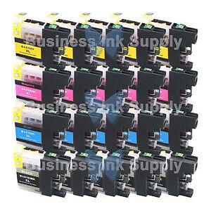 20-Pack-LC103-Versione-3-Chip-ad-alto-rendimento-CARTUCCIA-DI-INCHIOSTRO-PER-BROTHER-MFC-J875DW